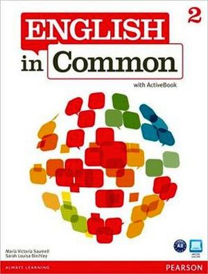ENGLISH IN COMMON 2 BOOK W/ACTIVEBOOK