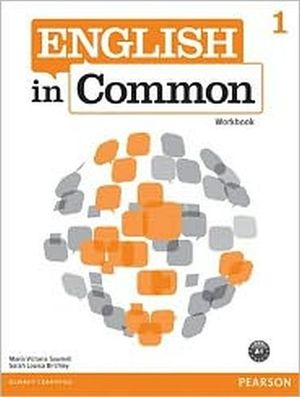 ENGLISH IN COMMON 1 WORKBOOK