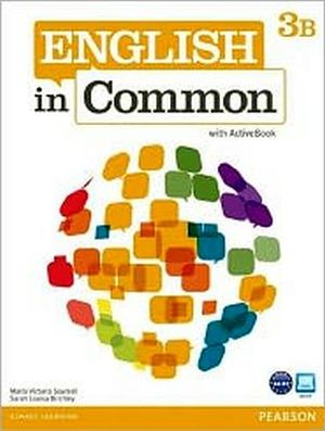 ENGLISH IN COMMON 3B SB AND WB W/ACTIVE BOOK