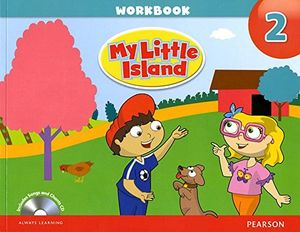 MY LITTLE ISLAND 2 WORKBOOK W/SONGS & CHANTS AUDIO CD