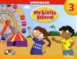 MY LITTLE ISLAND 3 WORKBOOK W/SONGS & CHANTS AUDIO CD