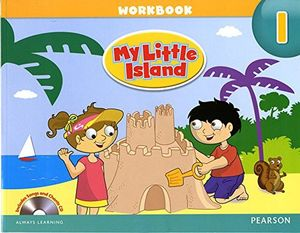 MY LITTLE ISLAND 1 WORKBOOK W/SONGS & CHANTS AUDIO CD