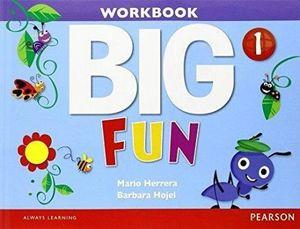 BIG FUN 1 WORKBOOK W/AUDIO CD