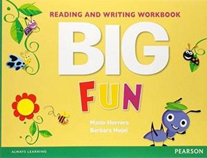 BIG FUN READING AND WRITING WORKBOOK