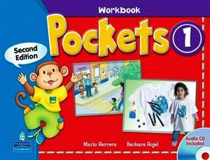 POCKETS 1 2ED WORKBOOK W/CD