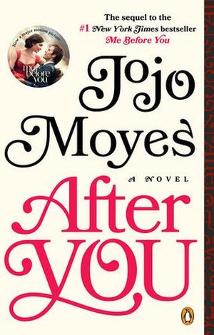 AFTER YOU  -PAPERBACK-