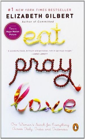 EAT, PRAY, LOVE   -IE-