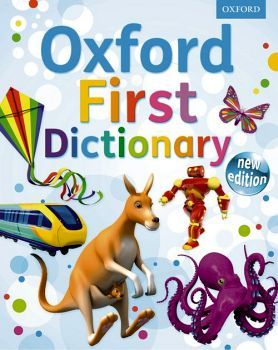 OXFORD FIRST DICTIONARY NEW ED.