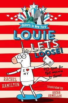 UNICORN IN NEW YORK -LOUIE LETS LOOSE!-