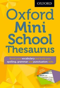 OXFORD MINI SCHOOL THESAURUS (FULLY REVISED)