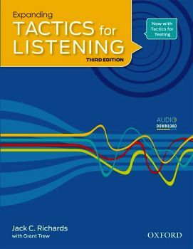 TACTICS FOR LISTENING 3ED EXPANDING STUDENT BOOK