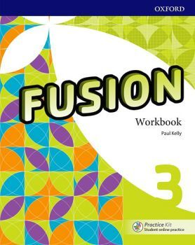 FUSION 3 WORKBOOK PACK