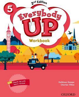 EVERYBODY UP 2ED 5 WORKBOOK