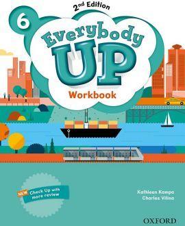 EVERYBODY UP 2ED 6 WORKBOOK