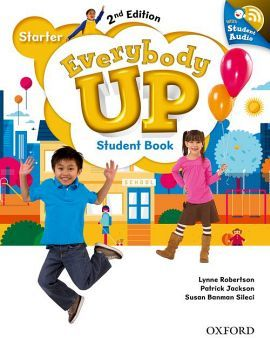EVERYBODY UP 2ED STARTER STUDENT BOOK W/CD