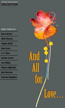 AND ALL FOR LOVE... -SHORT STORIES-