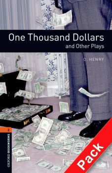 ONE THOUSAND DOLLARS & OTHER PLAYS W/AUDIO CD (BOOKWORMS 2)