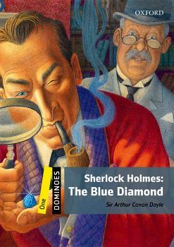 SHERLOCK HOLMES THE BLUE DIAMOND (LEVEL ONE)