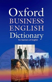 OXFORD BUSINESS ENGLISH DICT