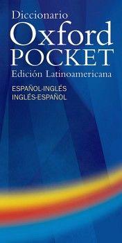 DICCIONARIO OXFORD POCKET ESP-ING (ED. LATINOAMERICANA)