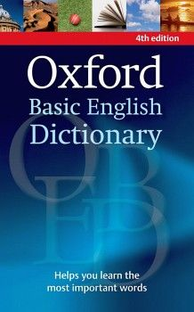 OXFORD BASIC ENGLISH DICTIONARY 4TH