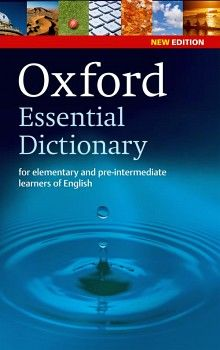 OXFORD ESSENTIAL DICTIONARY 2ED. (NEW EDITION)