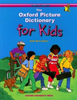 OXFORD PICTURE DICTIONARY FOR KIDS  ESP/ING