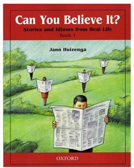 CAN YOU BELIEVE IT? BOOK 1