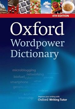 OXFORD WORDPOWER DICTIONARY 4ED.