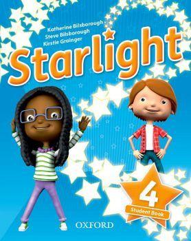 STARLIGHT 4 STUDENT BOOK