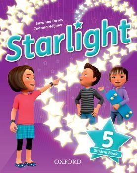 STARLIGHT 5 STUDENT BOOK
