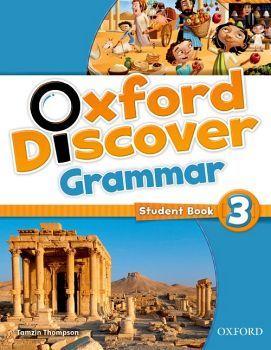 OXFORD DISCOVER 3 GRAMMAR STUDENT'S BOOK