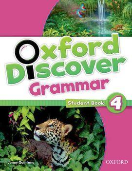 OXFORD DISCOVER 4 GRAMMAR STUDENT'S BOOK