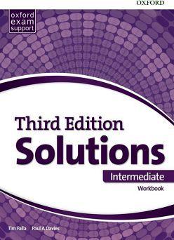 SOLUTIONS 3ED INTERMEDIATE WORKBOOK