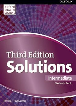 SOLUTIONS 3ED INTERMEDIATE ST'S BOOK & ONLINE PRACTICE PACK
