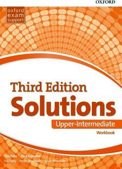 SOLUTIONS 3ED UPPER-INTERMEDIATE WORKBOOK
