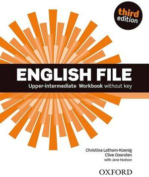 ENGLISH FILE 3ED UPPER-INTER WORKBOOK NO KEY