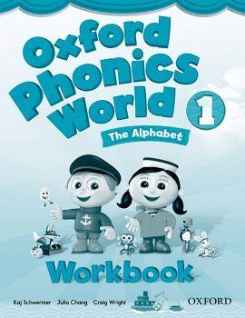 OXFORD PHONICS WORLD 1 WORKBOOK