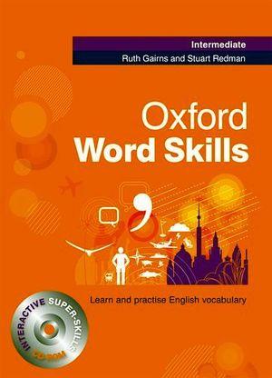OXFORD WORD SKILLS INTERMEDIATE STUDENT'S PACK C/CD