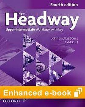 HEADWAY 4ED UPPER-INTERMEDIATE WB (EBOOK)