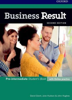 BUSINESS RESULT PRE-INTER 2ED STUDENT W/ONLINE PRACTICE