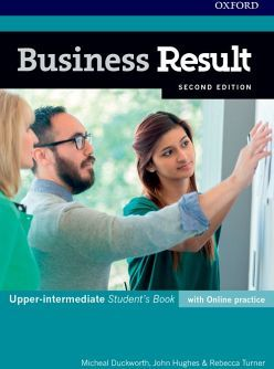 BUSINESS RESULT UPPER-INTER 2ED STUDENT W/ONLINE PRACTICE