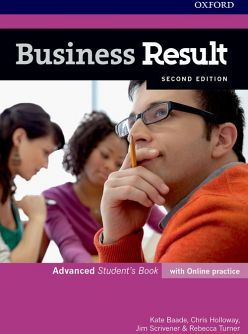 BUSINESS RESULT ADVANCED 2ED STUDENT W/ONLINE PRACTICE