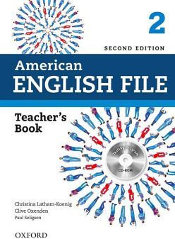 AMERICAN ENGLISH FILE 2 2ED.           (TEACHER'S BOOK/CD)