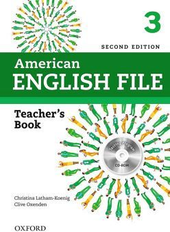 AMERICAN ENGLISH FILE 3 2ED.         (TEACHER'S BOOK/CD)