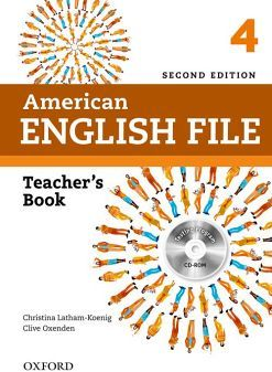AMERICAN ENGLISH FILE 4 2ED.           (TEACHER'S BOOK/CD)