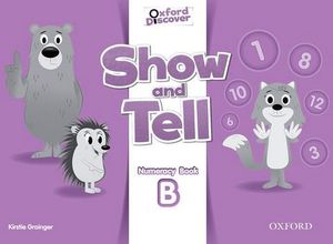 SHOW AND TELL 3 NUMERACY BOOK (LEVEL B)
