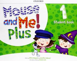 MOUSE AND ME! PLUS 1 STUDENT BOOK PACK (W/ACCESS)