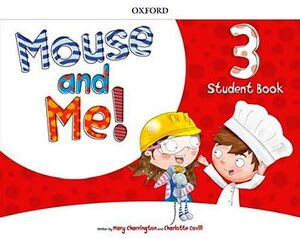MOUSE AND ME! PLUS 3 STUDENT BOOK PACK (W/ACCESS)
