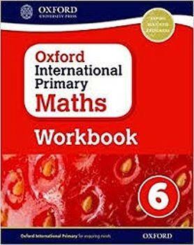 OXFORD INTERNATIONAL PRIMARY MATHS 6 WORKBOOK